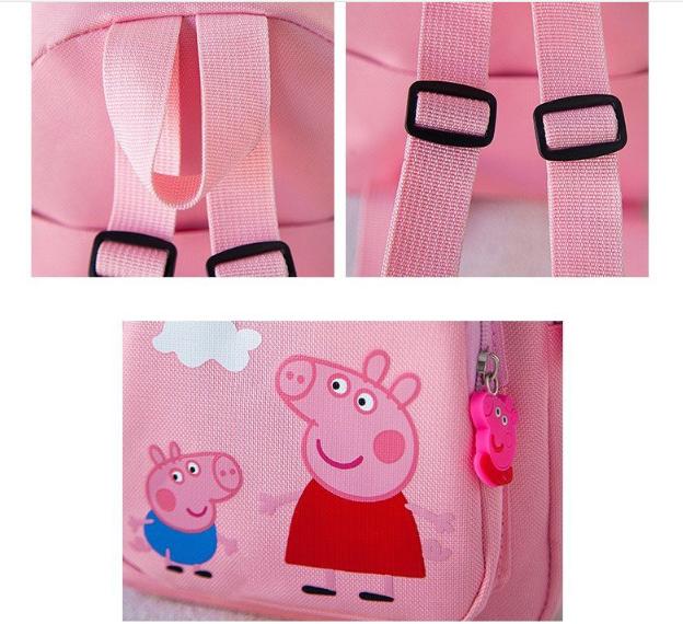 Balo trẻ em Peppa Pig giá rẻ 2020