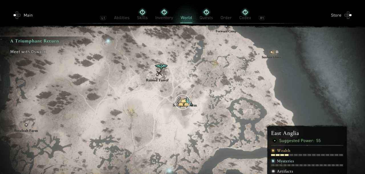 Ingot 36 Map 2