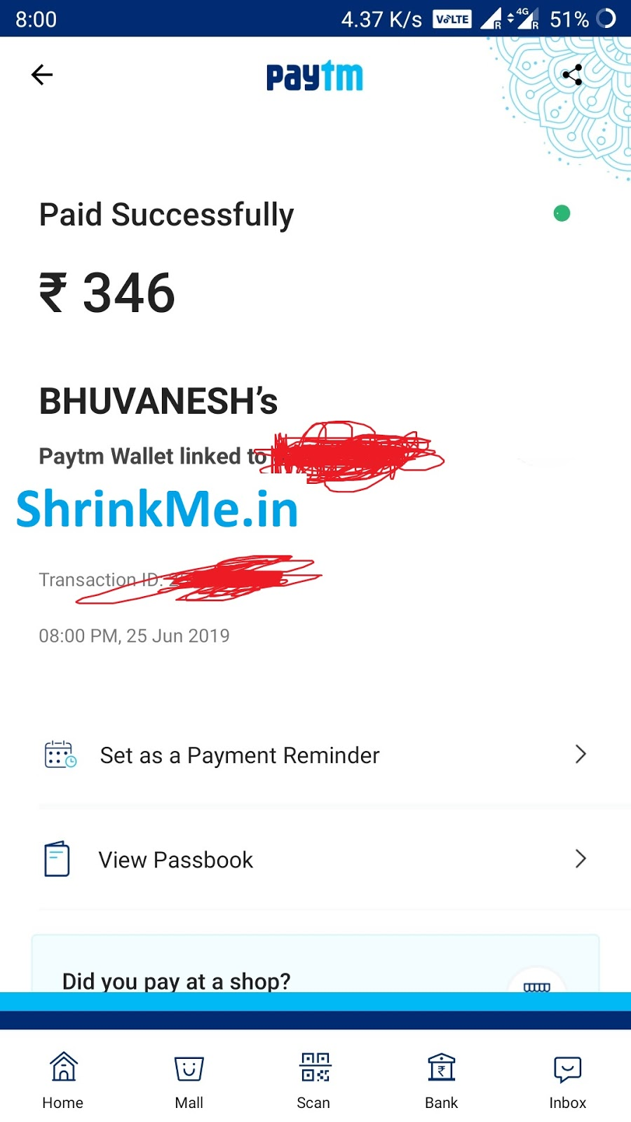 Payment-Proof