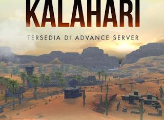 Map Kalahari FF
