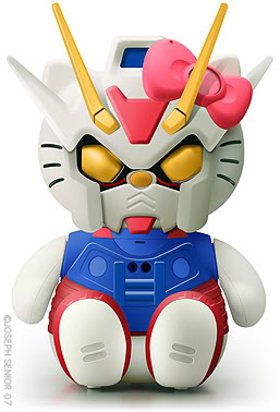 Hello Kitty -VOLTRON