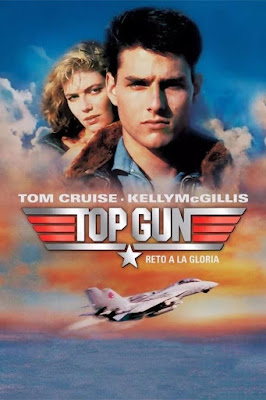Top Gun 1986 DVD R1 NTSC Latino