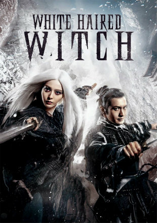 The White Haired Witch Of Lunar Kingdom 2014 Dual Audio BRRip 720p