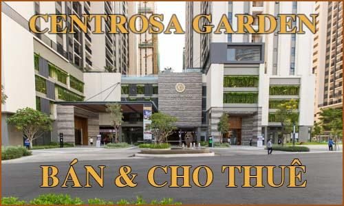 ban cho thue centrosa garden