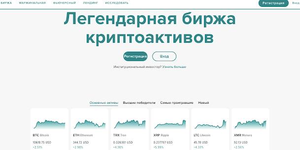 биржа криптовалют poloniex отзывы