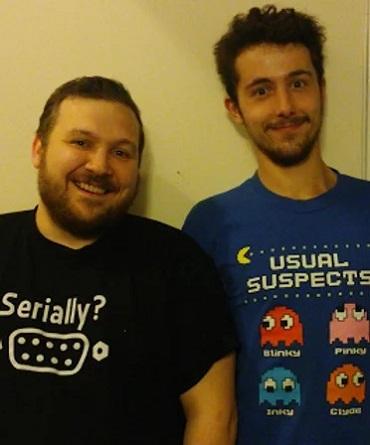 James, Founder and Developer of Monster Finger Games
