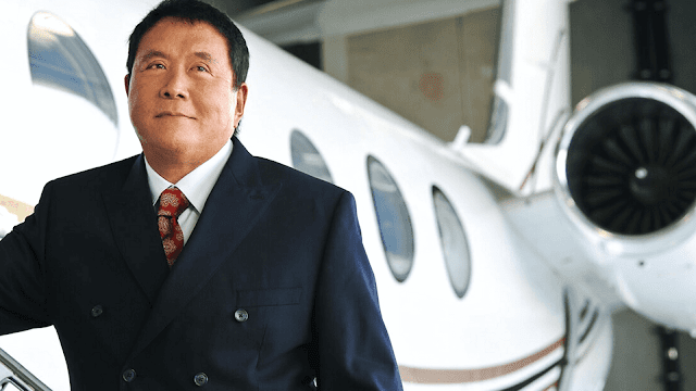 Here is all what you don't know about Robert Kiyosaki