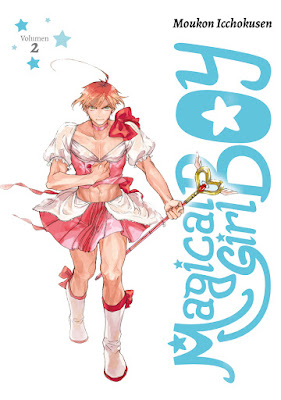 MAGICAL GIRL BOY #2 (último tomo)