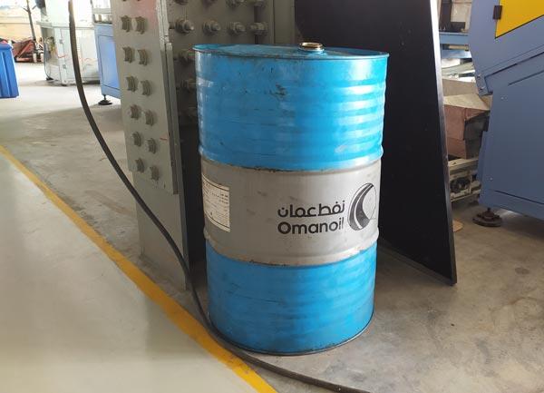 Hydraulic oil ISO VG