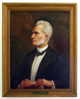 Image of Lehigh University President John McDowell Leavitt