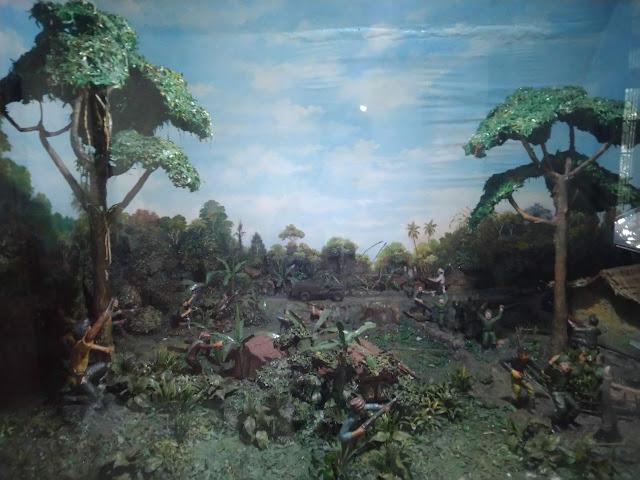 diorama museum perjoangan