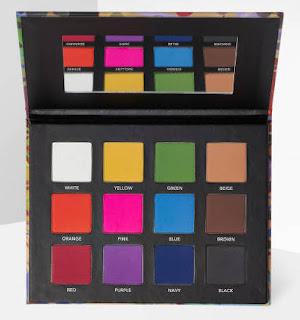 LH Cosmetics The Color Palette