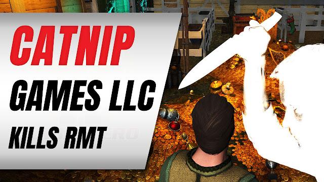 RMT Killed by Catnip Games LLC in 2020