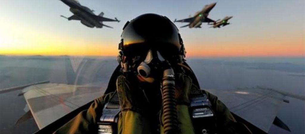 Έμειναν από καύσιμα οι Τούρκοι πιλότοι
