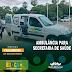 Prefeito Evandro Maia entrega nova ambulância à população de Belém do Brejo do Cruz