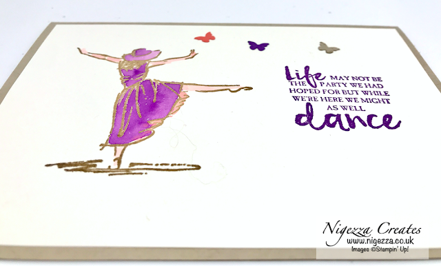 Nigezza Creates with Stampin' Up! & Beautiful You