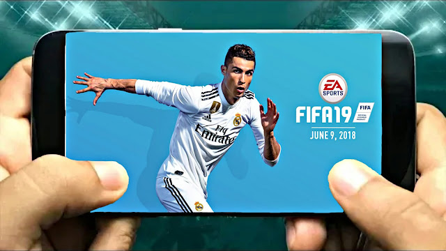 FIFA 19 MOD FTS 300 MB HD Graphics Android Offline