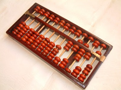 what is abacus in hindi