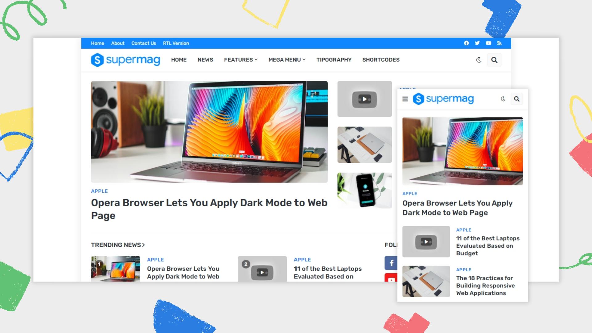supermag-premium-blogger-template