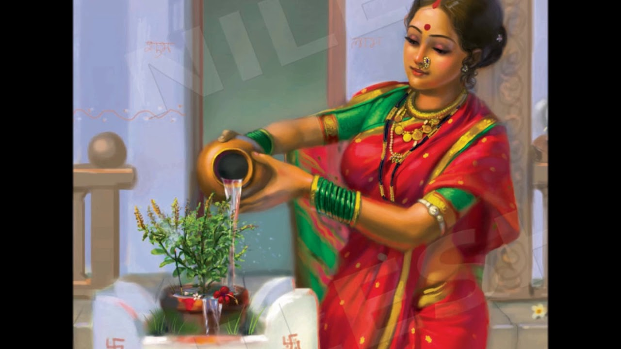 Why Do We Worship Tulsi Plant?