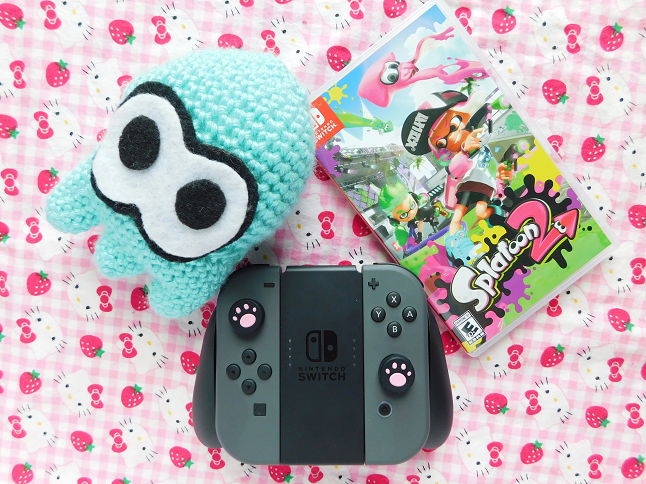 Splatoon 2 Game Review