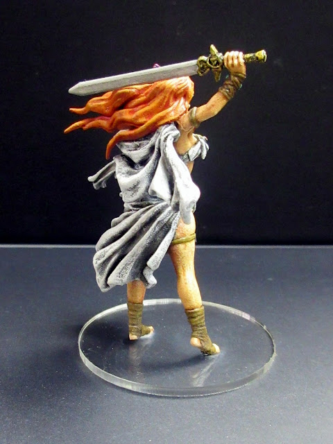 Kingdom Death Monster Intimacy Survivor Female