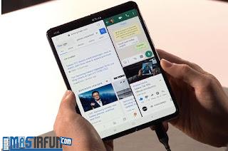 Daftar Harga HP Samsung Galaxy Fold dan Spesifikasi Terbaru 2019