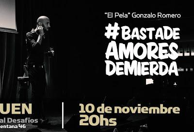 #BASTADEAMORESDEMIERDA