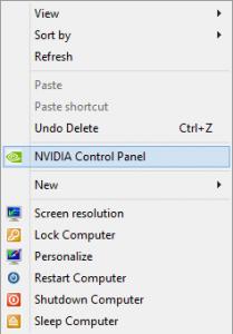 Membuat Kinerja Tinggi VGA ( Graphics Card ) NVIDIA Main Game PC