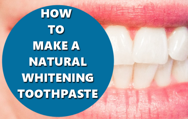 how to make a natural whitening toothpaste basichowtos.com
