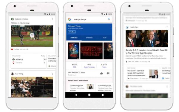 جوجل تقتبس من مواقع التواصل الاجتماعي لإطلاق ميزتها الجديدة
