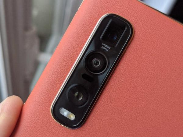 هاتف Oppo Find X2 Pro كاميرا
