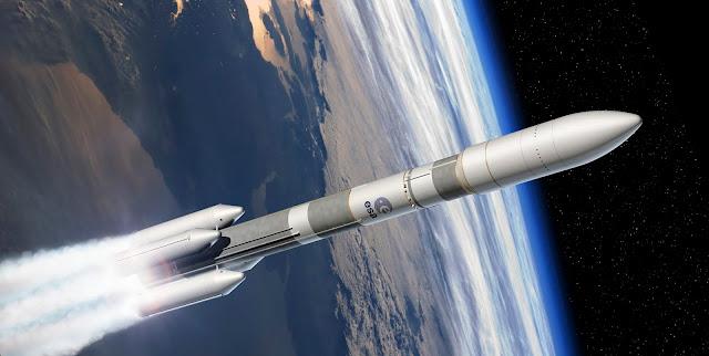 foguete Ariane 6