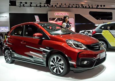 Harga Mobil Honda