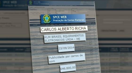 Esquema de corrupção envolvem diretamente governo Beto Richa!