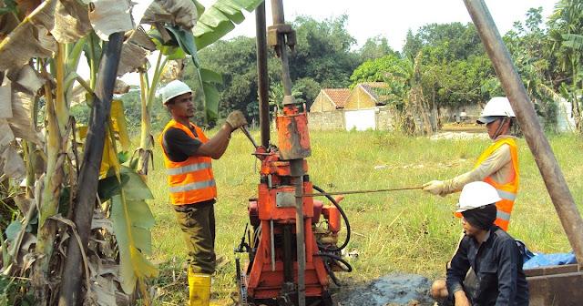 Jasa Sondir Boring / Soil Test di Serang, Banten Biaya Terjangkau