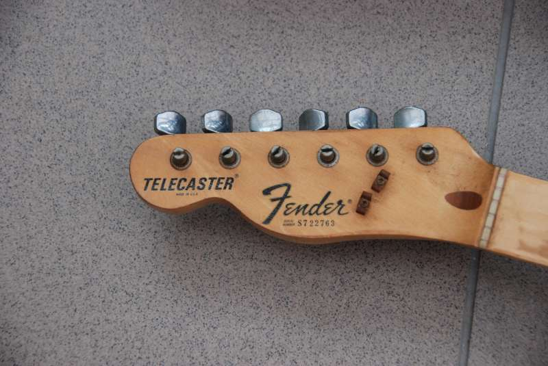 Dating fender pickups