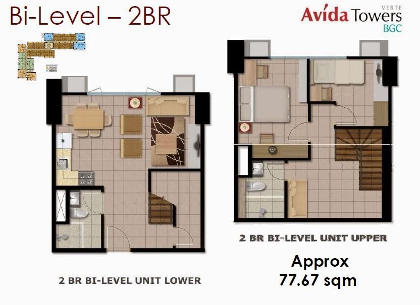 Condo For Sale In Bonifacio Global City Makati City Vertis North Quezon City And Alviera Pampanga Avida Tower Verte Bgc