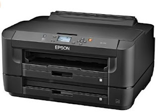 Epson WorkForce WF-7110 Driver Download For Windows, Mac OS X