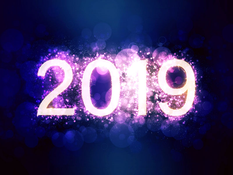 Happy New Year 2019 Image for iphone