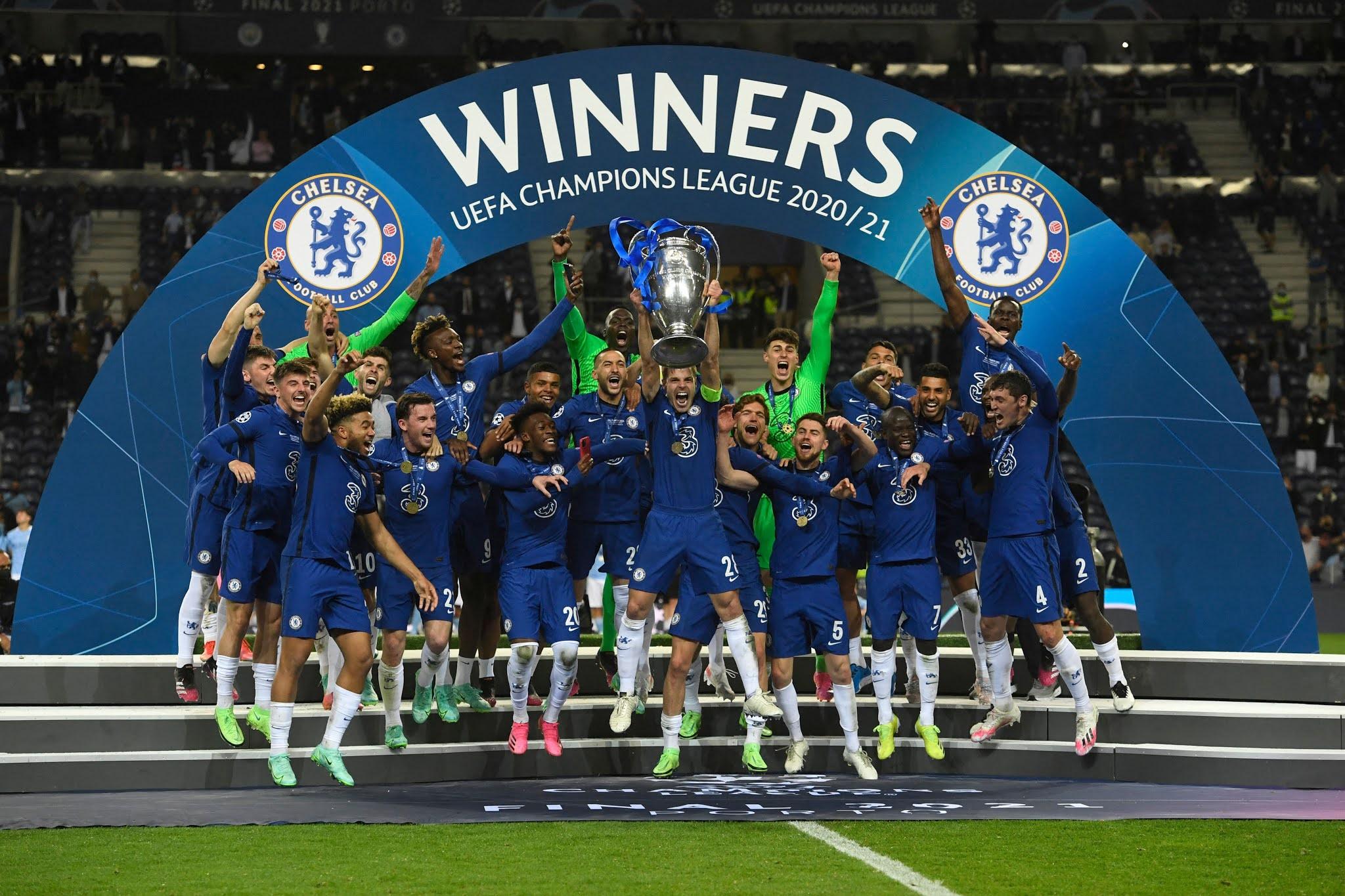 Chelsea, campeón de la Champions League tras vencer a Manchester City