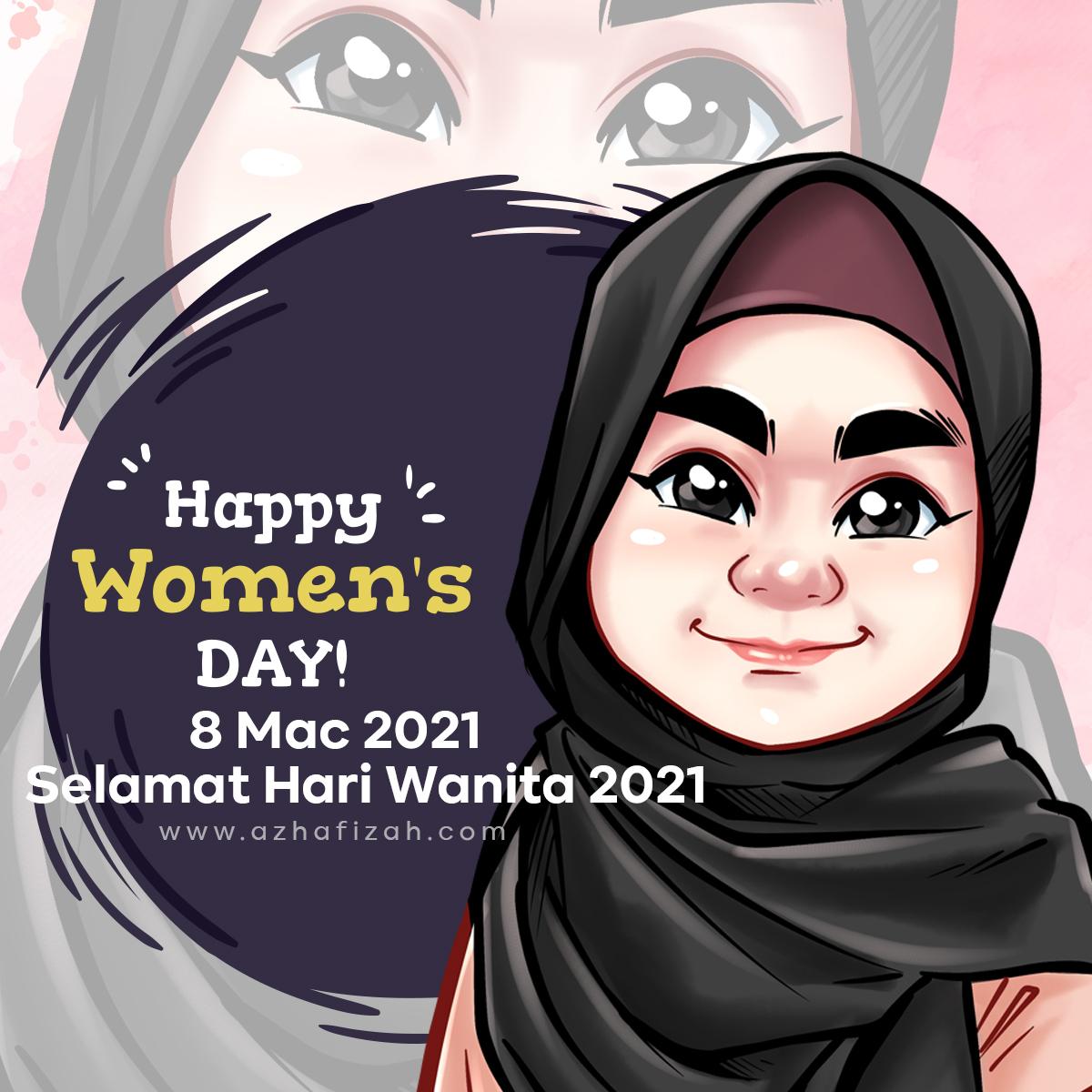 Selamat Hari Wanita 2021