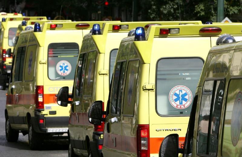 Νέα ασθενοφόρα θα αποκτήσει το ΕΚΑΒ