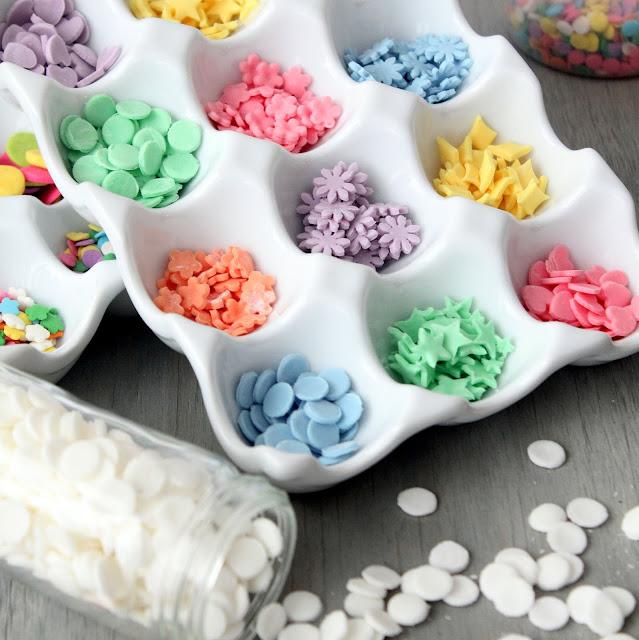 How to make Sprinkles!