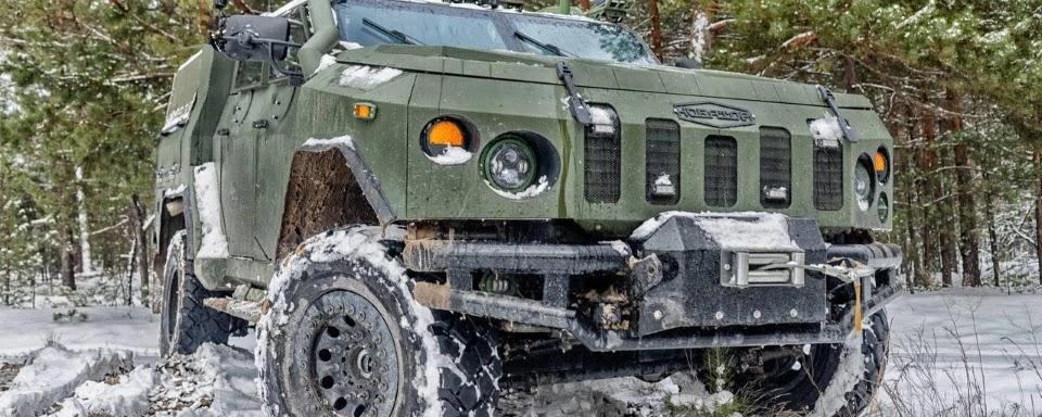 Українська бронетехніка створює колабораційний хаб