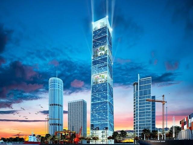 Thành phố Hải Phòng chấm dứt khách sạn 5 sao cao nhất