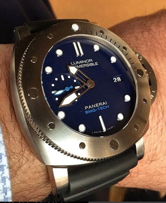 PANERAI Submersible 1950 BMG-Tech 3 Days Automatic 47mm