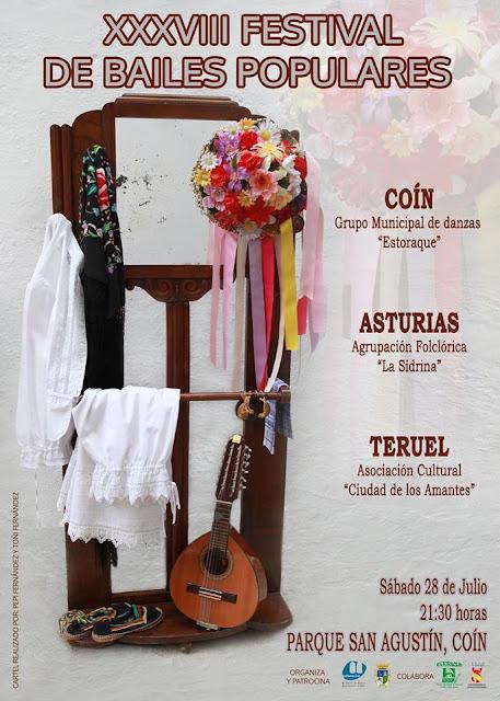 Festival de Bailes Populares de Coín 2018