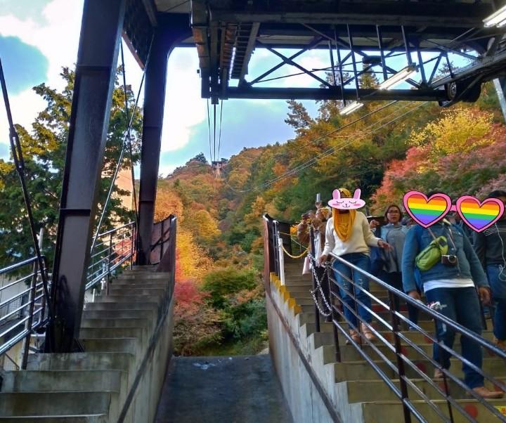 melihat gunung fuji dari mt fuji panoramuc ropeway