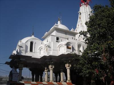 Shri Bajrdeshwari devi